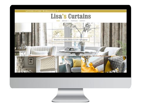 Lisa's Curtains