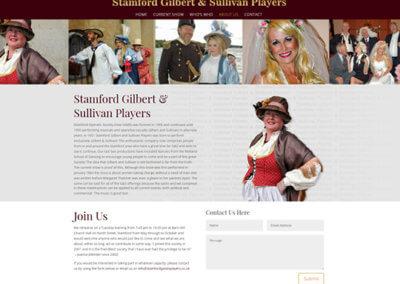 Stamford Gilbert & Sullivan Players