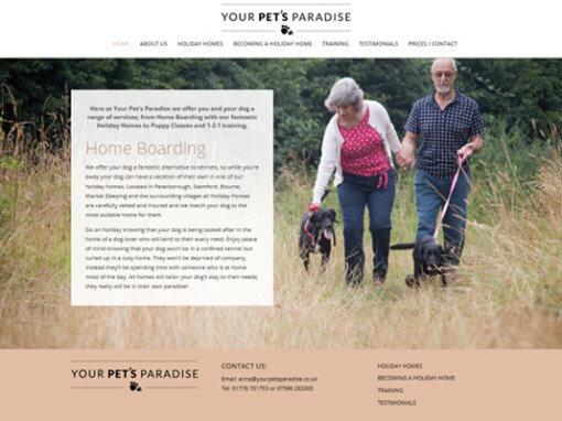 Your Pet's Paradise