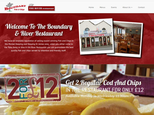 The Boundary Restaurant