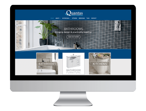 Quantas Kitchens & Bathrooms
