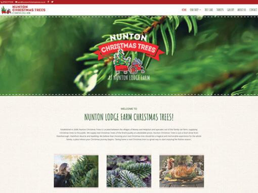 Nunton Christmas Trees