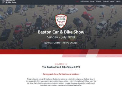 Baston Car Show
