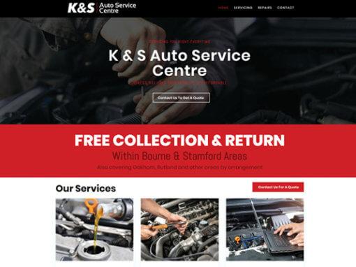 K & S Auto Service Centre