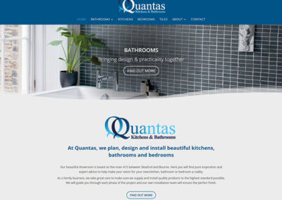 Quantas Kitchens & Bathrooms