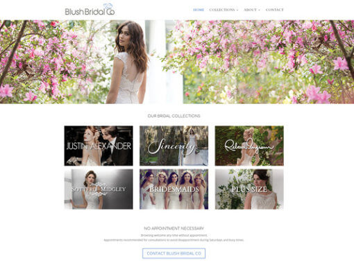 Blush Bridal Co