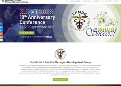 Lincolnshire Practice Managers Conference