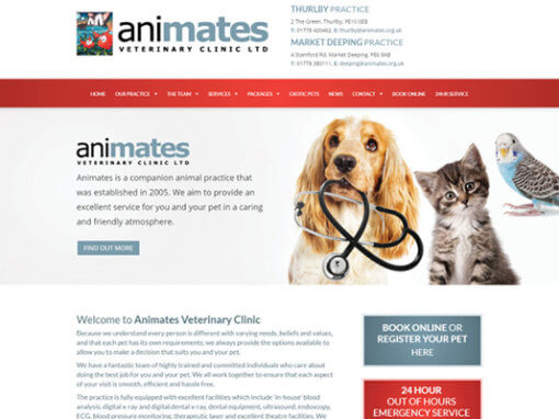 Animates Veterinary Clinic