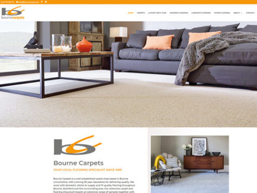 Bourne Carpets