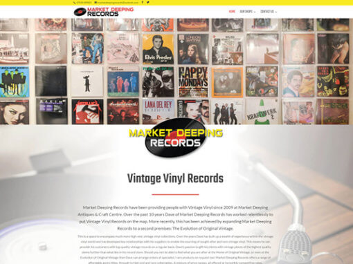Market Deeping Records