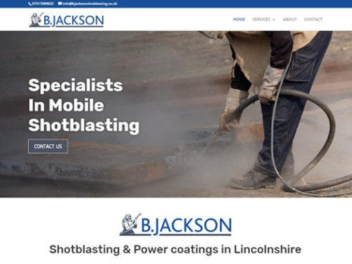 B.Jackson Shotblasting