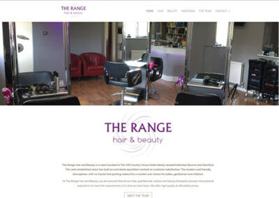 The Range Hair & Beauty