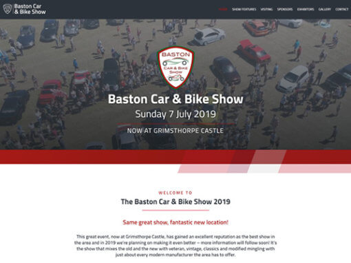 Baston Car Show