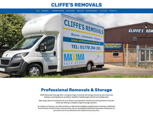 Cliffe's Removals