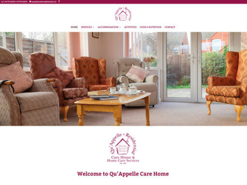 Qu'Appelle Residential Care Home