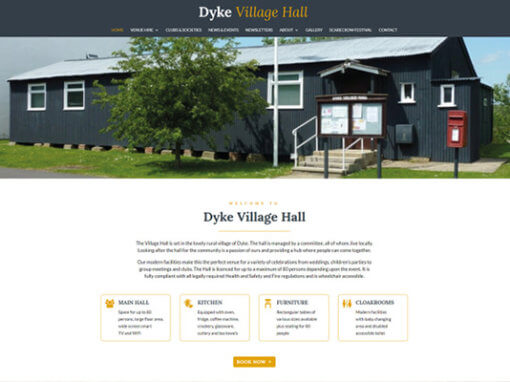 Dyke Village Hall