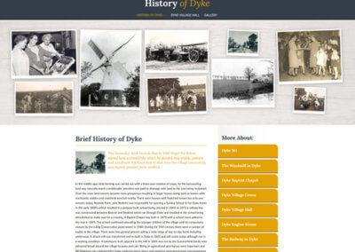 Dyke History