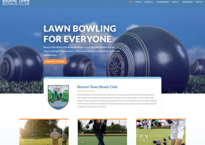 Bourne Town Bowls Club
