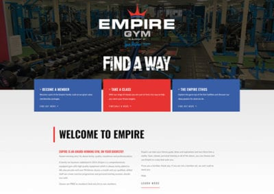 Empire Gym