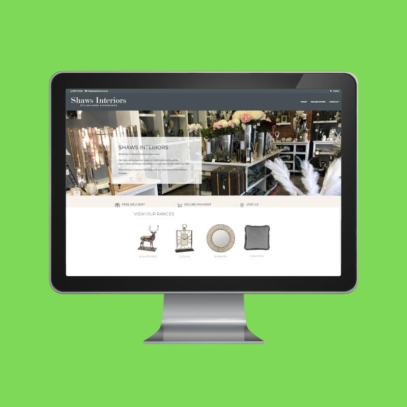 E commerce website_Nettl Bourne